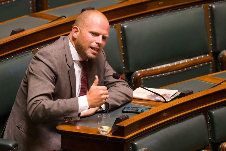 N-VA-Kamerlid Theo Francken is een van de ondertekenaars van het manifest.