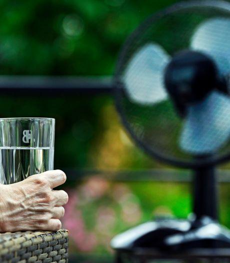 La chaleur continue de faire rage en Belgique: jusqu'à 36 degrés attendus mardi