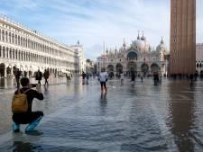 Venetië zet zich schrap voor de volgende golf