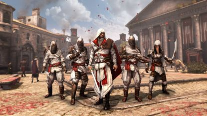 HLN.BE ging 'Assassin's Creed Brotherhood' testen in Rome