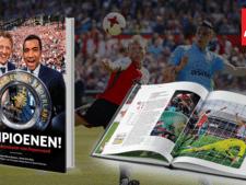 Bestel nu: AD-boek over droomseizoen Feyenoord