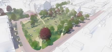 Eerste schets van nieuwe Teteringse WA-plein na twintig jaar praten