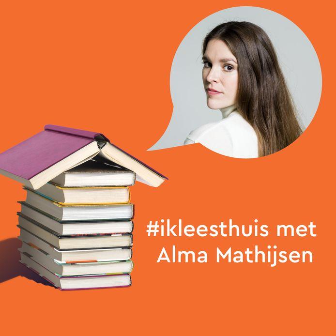 Je las het korte verhaal van Alma Mathijsen.