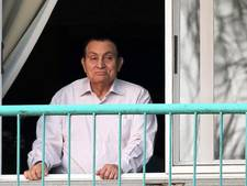 Voormalig Egyptisch president Mubarak vrijgelaten