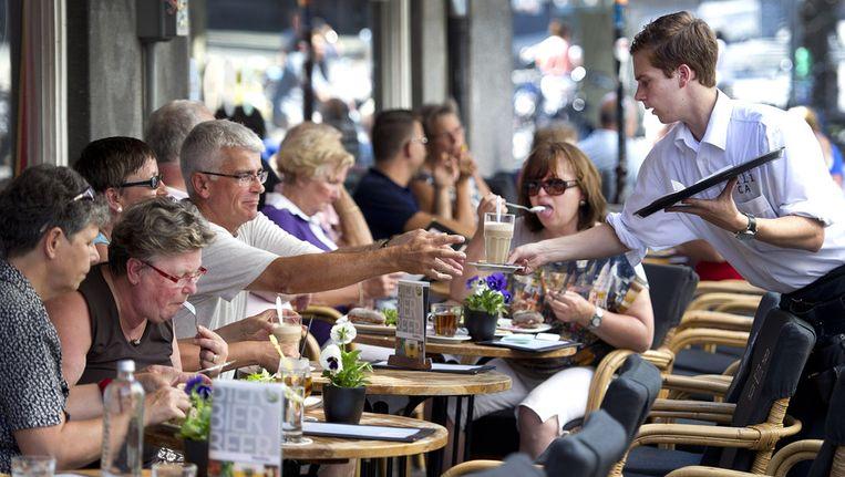 Voornamelijk in horeca, toerisme en ict zijn er relatief goede kansen op werk. Beeld ANP