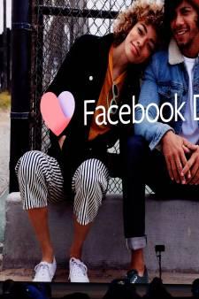 """De la concurrence pour Tinder: """"Facebook Rencontres"""" arrive en Belgique"""