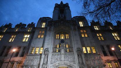 Is schorsing van parlement door Boris Johnson wel wettig? Brits Hooggerechtshof buigt zich drie dagen lang over die vraag