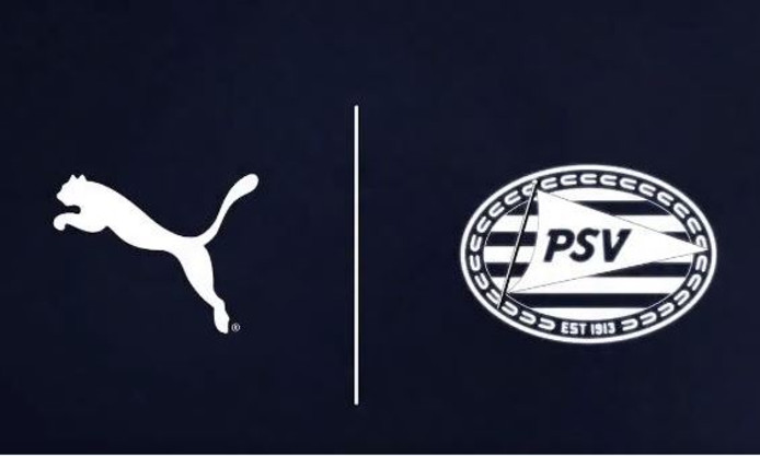PSV slaat de handen ineen met Puma.