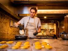 In plaats van zestien gangen maakt Tres-kok Michael van der Kroft nu taco's