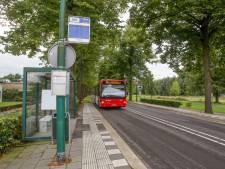 Snelbus of tram rond stad Utrecht