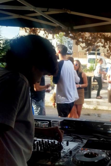 Disco, afro en funkhouse: niet in de binnenstad, wel bij Haveneiland!