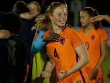 Huissense Vera ten Westeneind in tranen na missen WK-voetbal