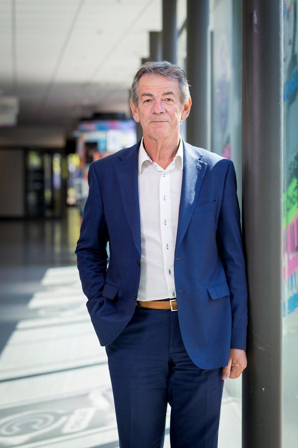 Jos Kusters, de nieuwe OMO-voorzitter.