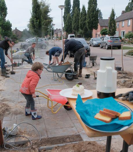 Denekampse buurten in actie op Burendag