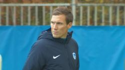 Nieuwbakken Genk-coach Hannes Wolf heeft eerste training gegeven, straks officiële voorstelling