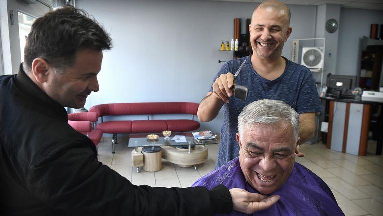 Bij Kapsalon Aslan Stemmen Ze Tegen Erdogan De Volkskrant