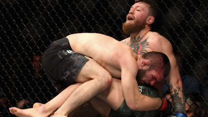 """Terwijl Conor McGregor een maand geschorst is, keert UFC-baas zijn kar: """"Khabib moet absoluut in bezit van titel blijven"""""""