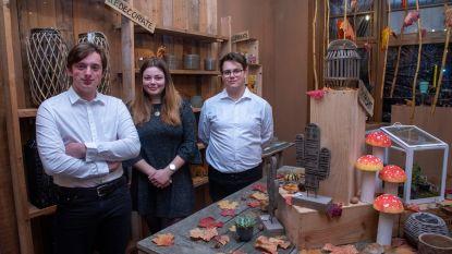Leeronderneming The Rehouse verkoopt ecologische producten