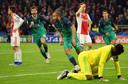 Lucas Moura maakte met drie goals een einde aan het Europese sprookje van Ajax.