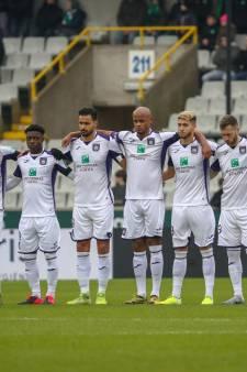 Anderlecht speelt zondag met naam Rensenbrink op het shirt