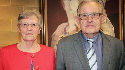 Etienne en Lucia halve eeuw samen