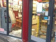 Sigaretten buit bij inbraak in winkel Boxbergerweg