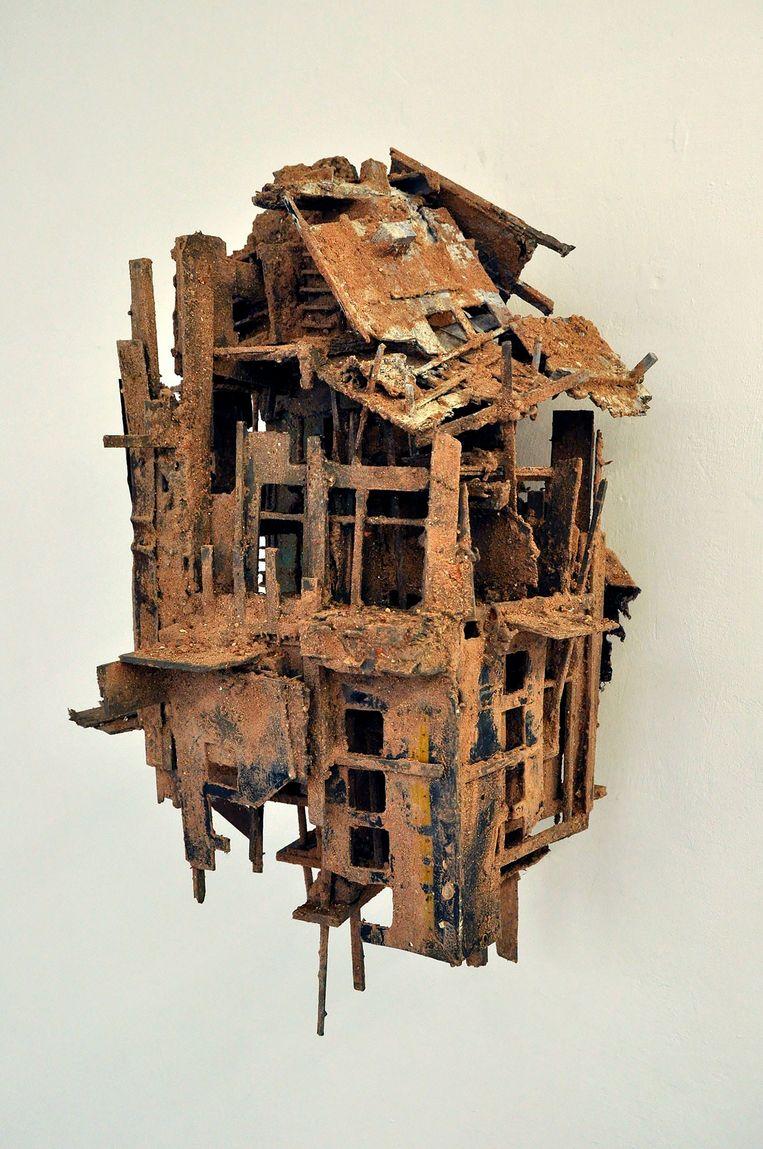 Pim Palsgraaf, VEB Mwerk 04, 2013, Galerie NL=US Art. Beeld Gallery Viewer