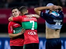 NEC bindt gewild talent Kadioglu langer aan zich