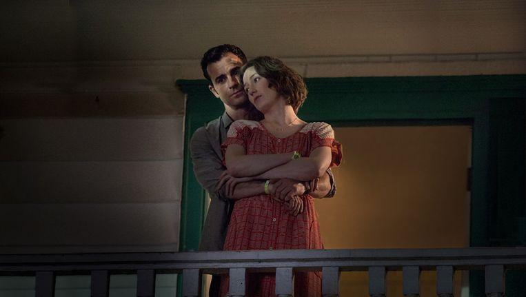 Scène uit de HBO-serie The Leftovers. Beeld HBO