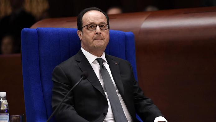 François Hollande, dans une position pas si confortable que cela