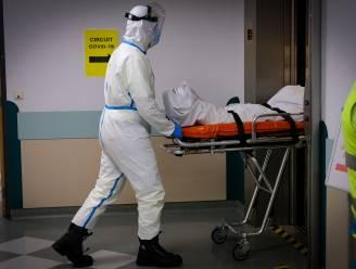 Druk op Brusselse ziekenhuizen blijft groot ondanks dalende opnamecijfers
