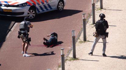 Syriër die drie mensen neerstak in Den Haag is ontoerekingsvatbaar, geen terroristisch motief