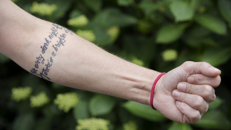 113Online is een platform voor suïcidepreventie en probeert op allerlei manieren zelfmoord te voorkomen. Beeld Inge van Mill