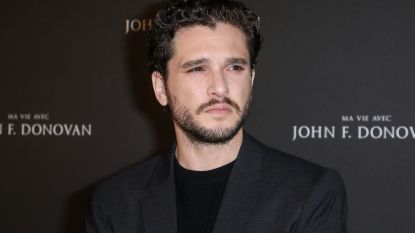 Kit Harington laat 'Game of Thrones'-personage Jon Snow (en dan vooral diens kapsel) achter zich