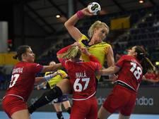 Tsjechië mogelijke opponent handbalsters in kwartfinale