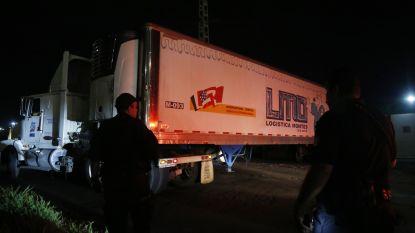 Begraafplaatsen vol, niemand wil Mexicaanse truck met 157 lijken van bendeleden
