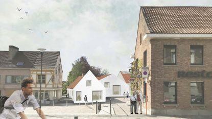 Stad investeert vijf miljoen in vernieuwing kerk, OC en arbeidershuisjes Aalbeke