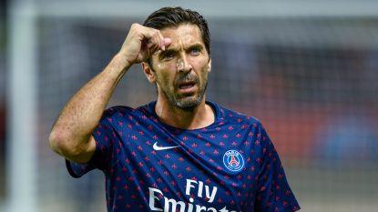 """Voor Buffon was Courtois niet beste doelman op WK: """"Ik begreep het niet"""""""