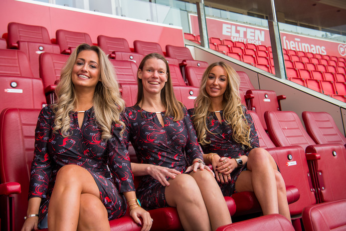 Stoere En Voetbaljurk Vrouwelijke Voor Elegante Psv Supporter qUSMzVp
