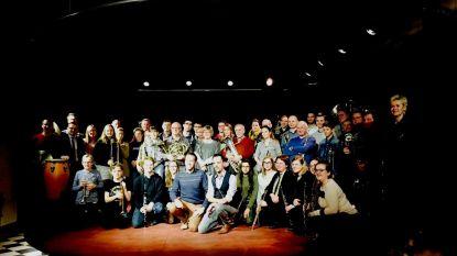 Dominic Reynders nieuwe dirigent van Concertband Cecilia