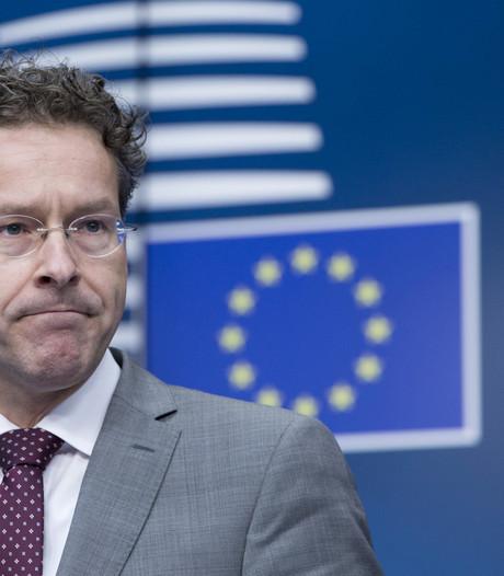 Steeds meer europarlementariërs eisen vertrek Dijsselbloem