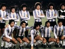 Argentinië treurt om dood René Houseman