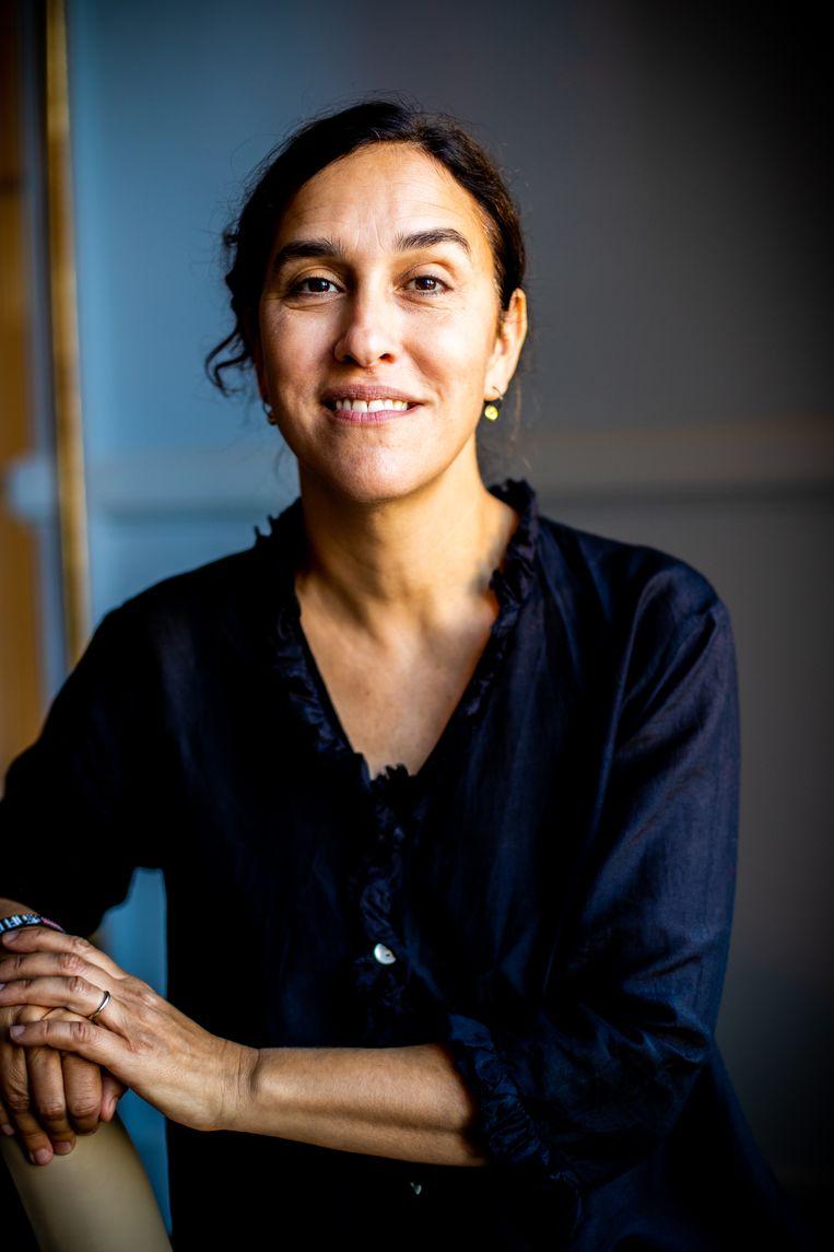 De Britse regisseur Sarah Gavron: 'Ik had de film zelf niet kunnen schrijven.' Beeld NurPhoto via Getty Images