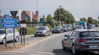 Grootschalige herinrichtingswerken kruispunt en rotonde Brugsebaan starten al op 6 juli
