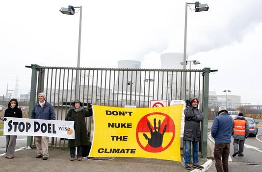 In België is er recent veel protest tegen de kerncentrales in onder meer Doel, vlakbij Zeeuws-Vlaanderen