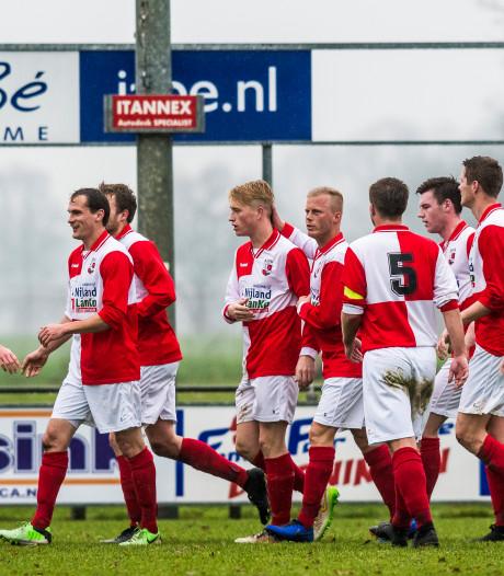 Uitslagen en programma beker Zwolle e.o zondagvoetbal