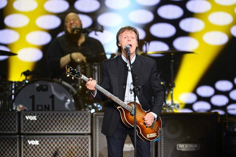 Paul McCartney Beeld anp