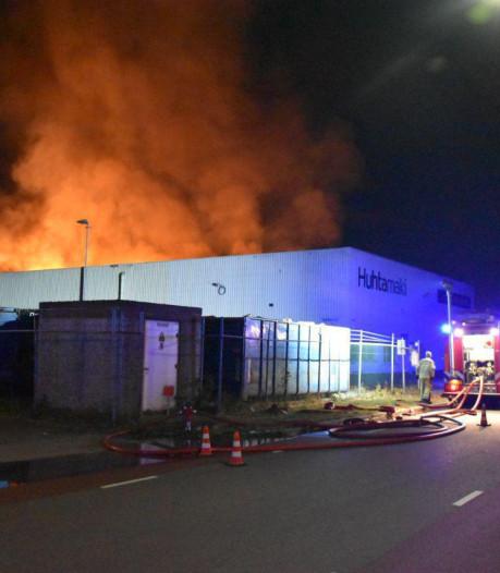 Dubbel gevoel bij LTO over advies voor boeren na brand in Staphorst