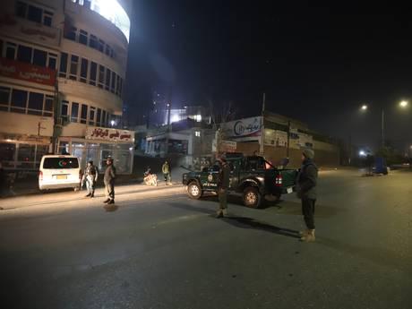 Aanval van gewapende mannen op hotel in Kabul duurt voort: minstens vijf doden