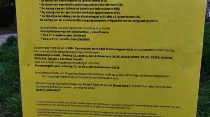 Stadsbestuur gaat in beroep tegen komst windmolen in Terjoden